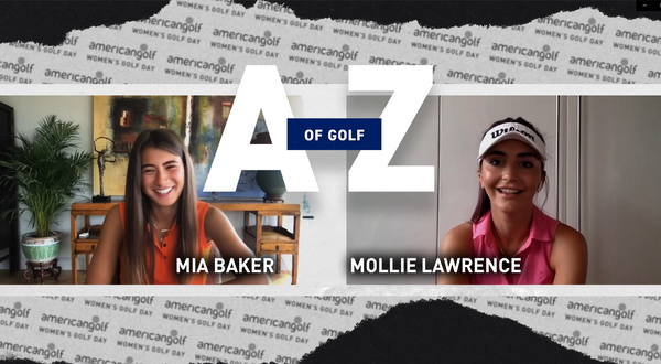 Virtual Women's Golf Day 2020: A-Z Of Golf With Mollie & Mia!
