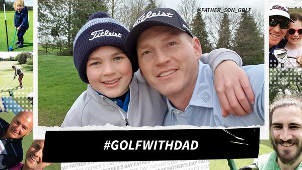 WIN £300 Worth Of AG Vouchers! #GolfWithDad