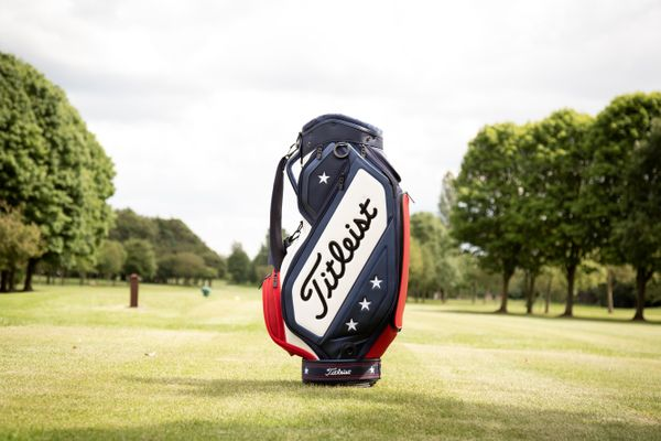 WIN A LIMITED EDITION TITLEIST TOUR BAG