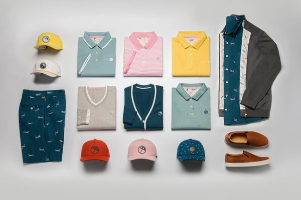 NEW: PUMA GOLF X ARNOLD PALMER COLLECTION