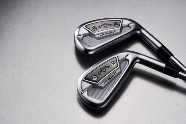 NEW: Callaway X Forged UT Irons