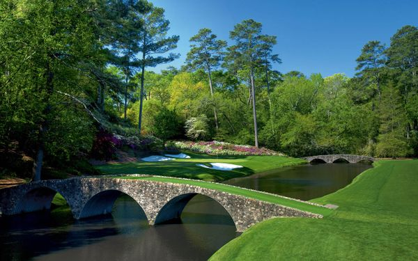 WATCH: Be Inspired By The Masters TV AD